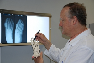 Dr. Charney Explains an X-Ray